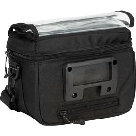Norco Nevada Handlebar Bag, black/silver